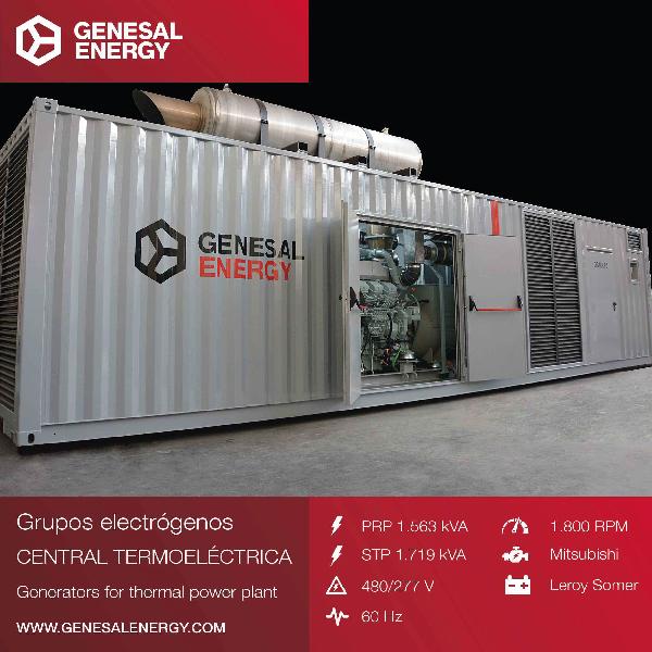 CO-GENERATOR POWER PLANT