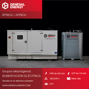 Our power conquers Africa: special gensets to withstand the extreme heat
