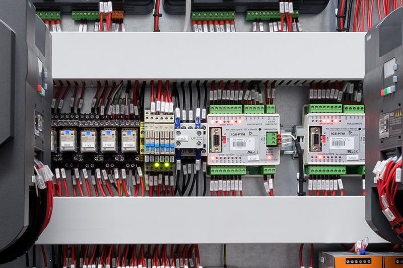 Grupos electrógenos personalizados - Fase de compra de materiales Genesal Energy