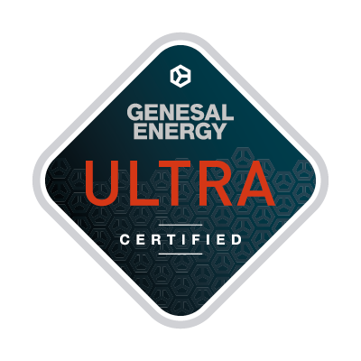 Sello certificación ULTRA.