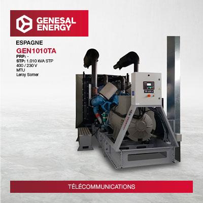 RTVE fait confiance à Genesal Energy pour garantir ses connexions à Mesón do Vento, l'un de ses principaux centres d'émissions stratégiques