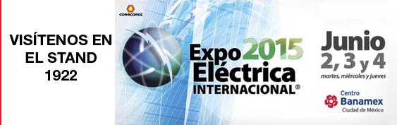 Banner-Expoelectrica-2015-Genesal_Energy