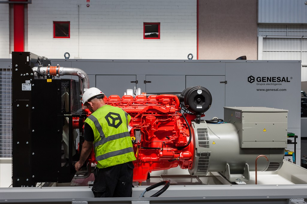 Steps to choose the right genset Genesal Energy Generators