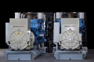 Planta de Energía de 15000 Kva en operación continua