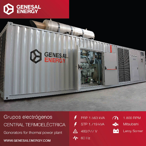 CO-GENERATOR POWER PLANT