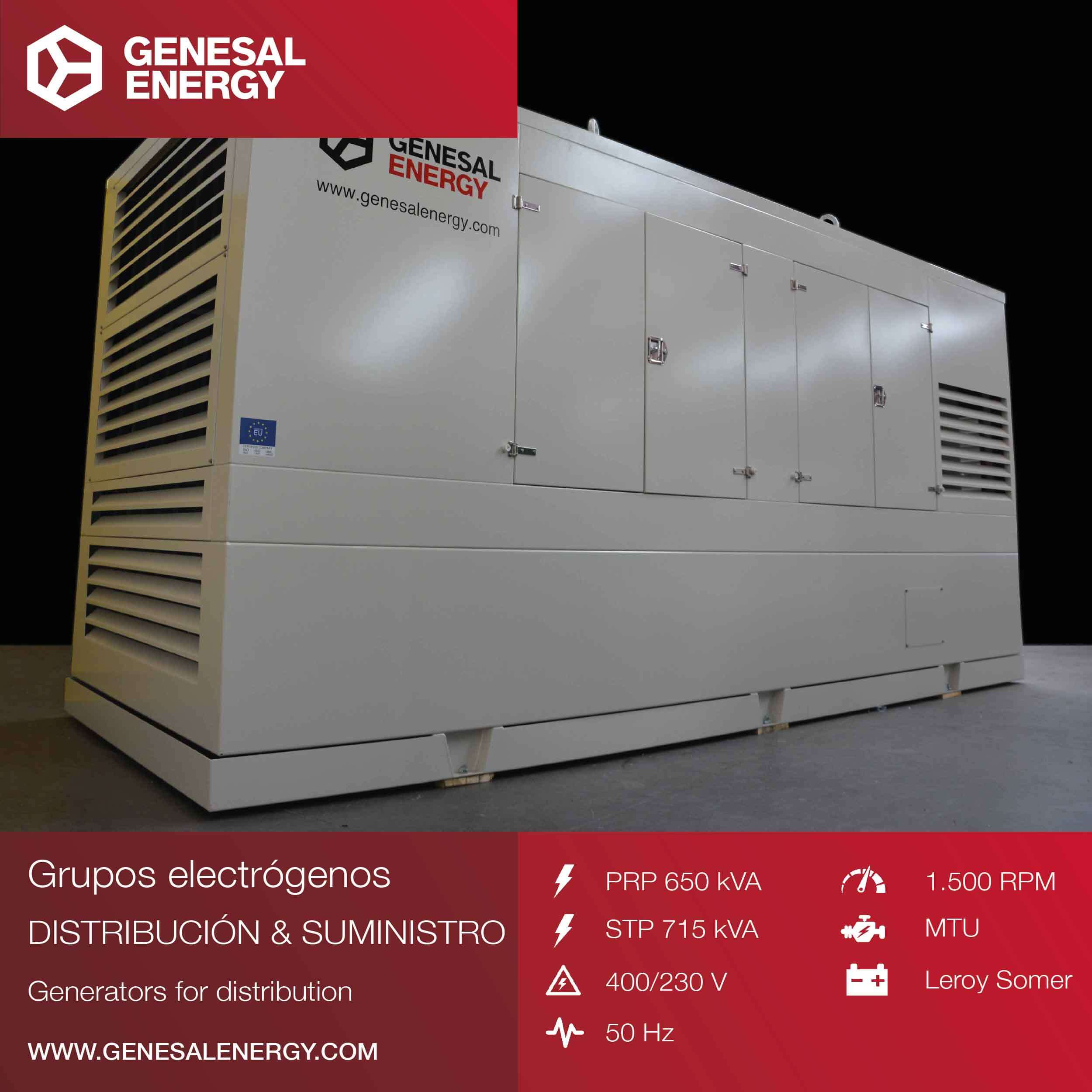 Emergency Gensets for substation Lastva in Montenegro