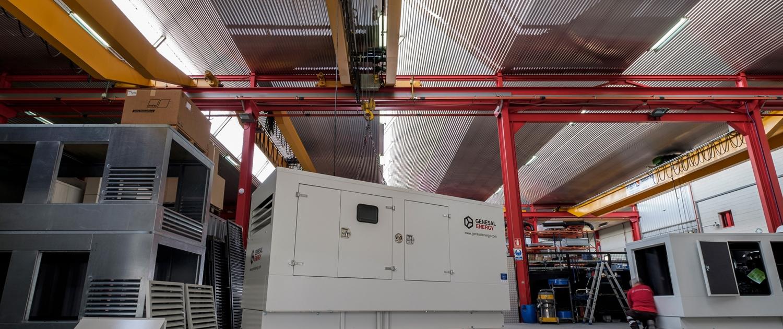 Servicio postventa para clientes Genesal Energy