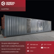 Iluminación de emergencia para centros de mantenimiento de autopistas de Austria