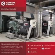 La Clínica Universidad de Navarra apuesta por la energía Genesal Energy