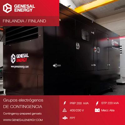 Energía a medida para el exigente mercado finlandés