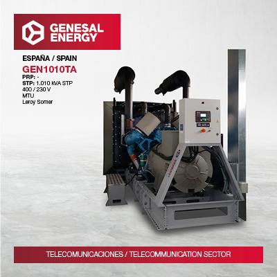 RTVE confía en Genesal Energy para garantizar sus conexiones en Mesón do Vento, uno de sus principales centros emisores estratégicos